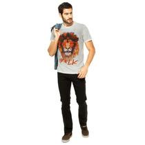 Calça Masculina Jeans Sarja Preta Slim Fit 36 Ao 48
