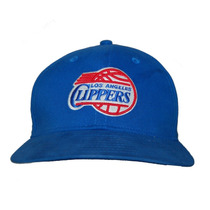 New Era Los Angeles Cliper Velcro Chapéu Boné - Azul
