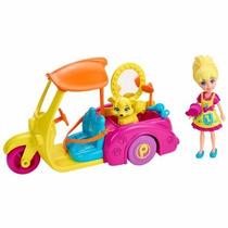 Polly Pocket Super Carrinho Pet Shop - Mattel( Parcelado)