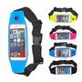 10 Mini Bolsa De Cintura Corrida Caminhada Leve Seu Celular