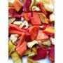 Mix Frutas Nobres Desidratada: Abacaxi, Pera, Goiaba E Mamao