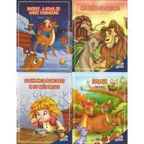 Coleção 8 Livros Miniclássicos Kit 2