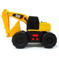 New Mini Mover Caterpillar Excavator Brinquedo Dtc 2640