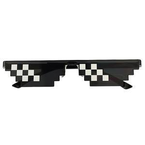 075b092a69abd Óculos De Pixel Thug Life - Turn Down For What Seja O Mito !