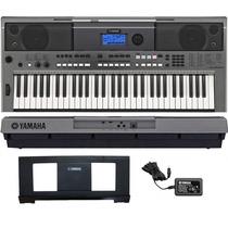 Teclado Musical Profissional Yamaha Psr E443 Fonte Midi Usb