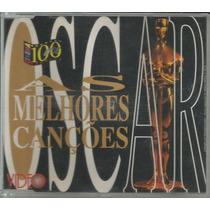 Cd Coletânea As Melhores Canções Do Oscar Vídeo News