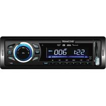 Som De Carro Com Bluetooth + Controle Remoto 180w Lcd Led