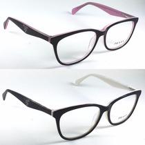 Óculos Grau Armação Prada Feminino Acetato - No Brasil
