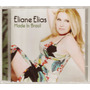 Eliane Elias Cd Made In Brazil Novo Lacrado Frete R$ 8,10