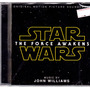 Cd Star Wars - The Force Awakens -  Movie Soundtrack Original