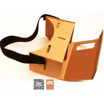 Google Cardboard, Óculos De Papelão Do Google, Óculos 3d