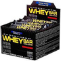 Whey Bar Low Carb - Caixa C/ 24un - Probiótica - Banana