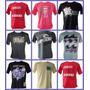 Kit Com 10 Camisetas Marcas Grife Atacado Seja Um Revendedor