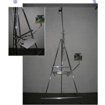 Cavalete Para Pinturas (telas) Atelier (alumínio)