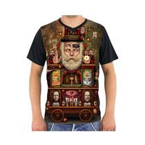 Camiseta Psicodélica - Reglan - Tshirts