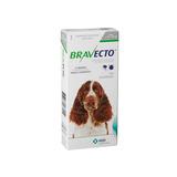 Antipulgas E Carrapatos Bravecto Cães 10-20kg 500mg - Jan/20