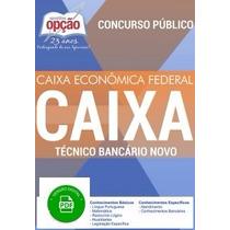 Digital Apostila Caixa Economica Cef - Tecnico Bancario