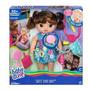 Baby Alive Doces Lágrimas Morena - Hasbro Original