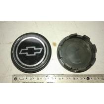 Calota Centro Roda Esportiva Chevrolet 51mm