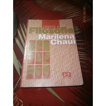 Convite A Filosofia - Marilena Chaui