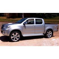 Roda 20 Prado +pneu Hilux Triton S10nova-nf-e