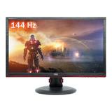 Monitor Aoc G2460pf Led 24  Preto 110v/220v (bivolt)