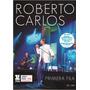 Dvd + Cd Roberto Carlos - Primeira Fila (990387)