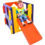 Brinquedo Xalingo Playground Junior Com Escorregador Infanti