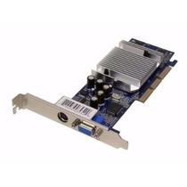 Placa De Video 128mb Agp - Geforce Fx-5200 Nvidea Xfx