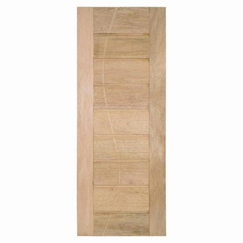Porta De Madeira Pe 306 Esel Folha80 Cm X 2,10 M X 3mm