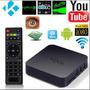 Media Player Tv Box 4gb 7.1 Quadcore Android 4k Smart