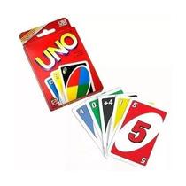 Jogo De Cartas Baralho Uno Game Novo Caixa ** Promoção **