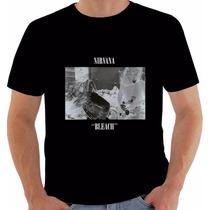 Camiseta Nirvana Bleach