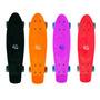 Skate Cruiser Mini Longboard Retrô Pro Penny Red Nose 444400