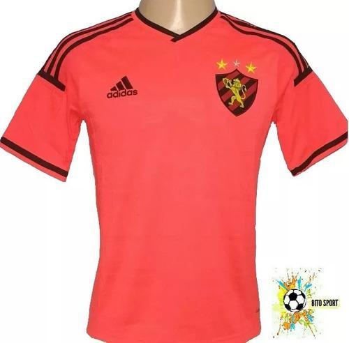 7213cf2e9 Camisa Sport Recife Original Da adidas Infantil