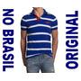 Camisa Polo Hollister Ou Abercrombie Original No Brasil Sp