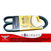 Correia Alternador Fiat Uno Mille Fire 1.0 8v 02/...