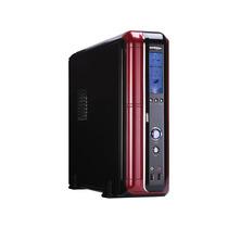 Gabinete Micro Atx Sentey Ss1-2422 Slim + Fonte + Display