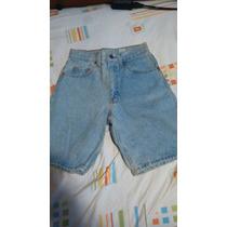 Short Jeans Feminino Levi