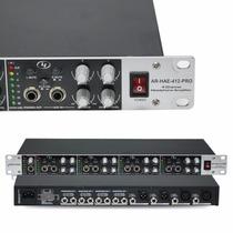 Kit Retorno De Palco 12 Pro Arhae412pro + 12 Fones