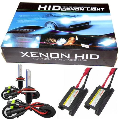 Kit Xenon Hid 4300k 6000k 8000k 10000k H1 H3 H4 H7 H11 Hb4