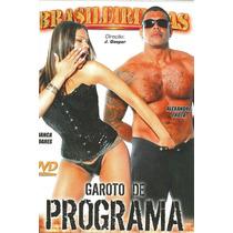 Dvd - Garoto De Programa Com Alexandre Frota E Bianca Soare