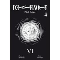 Death Note - Black Edition Coleção Completa !!! - Jbc