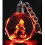 Chaveiro Led Goku Sayajin Dragon Ball Z Super