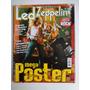 Revista Poster Led Zeppelin Grandes Mitos Do Rock Nº 1 Original