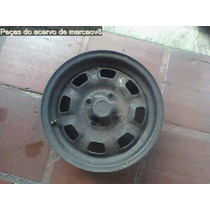 Uma Roda De Ferro Aro 13 Do Chevette Sl, Serve Em Hatch