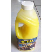 Limpador Off Clay 2lts Orquimol Para Barcos