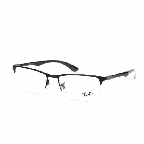 Armação De Óculos De Grau Ray-ban Feminino Rb8413 2503 5e07f962a8