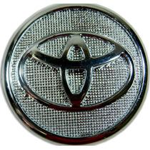 Calota Tampa Centro Roda Corolla 2008 2009 2010 2011 Cromada