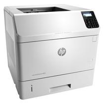 Impressora Hp Laserjet Enterprise M605n Rede | E6b69a